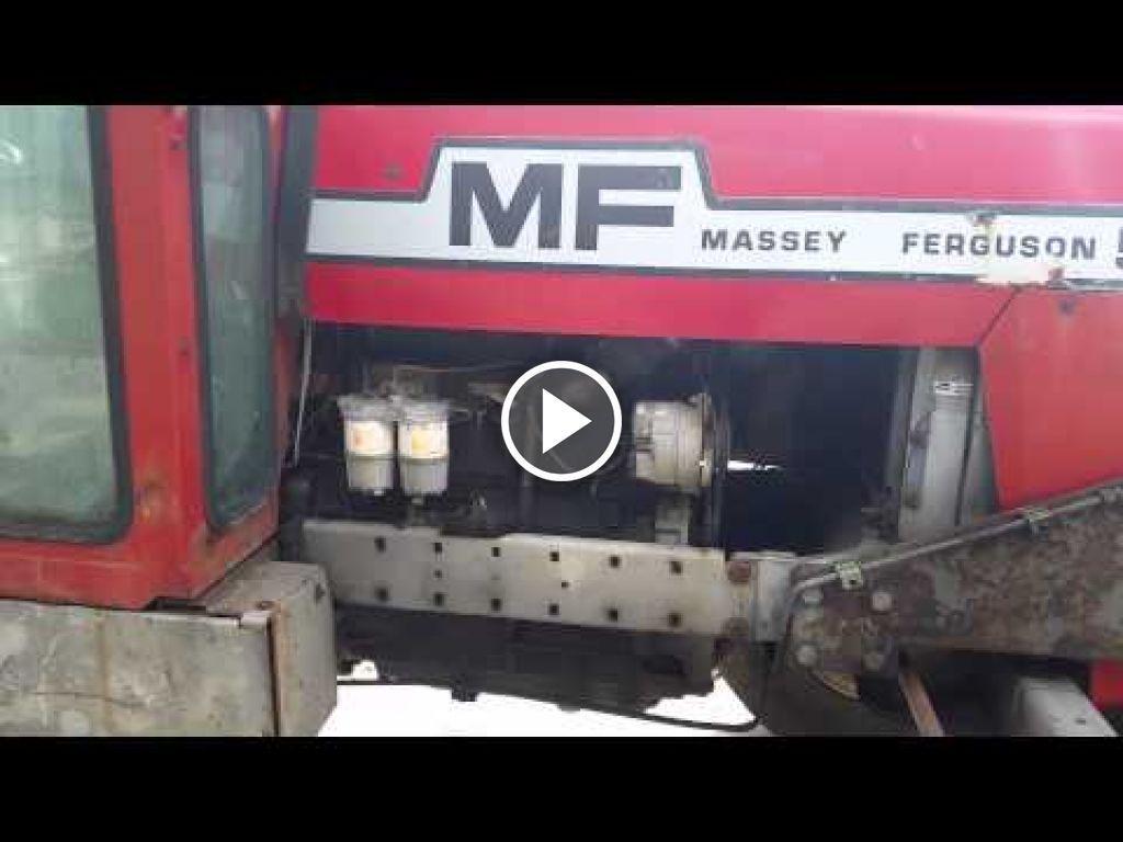 Vidéo Massey Ferguson 595