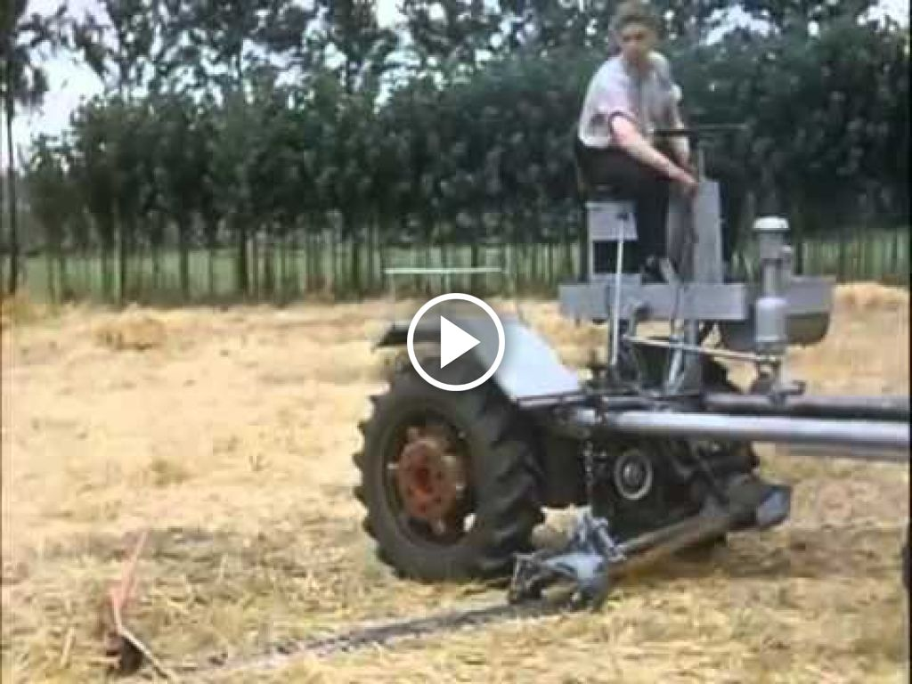 Video Claas Combine