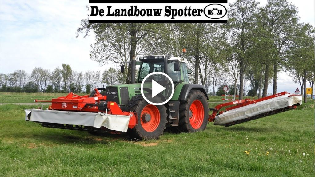 Wideo Fendt Favorit 10S