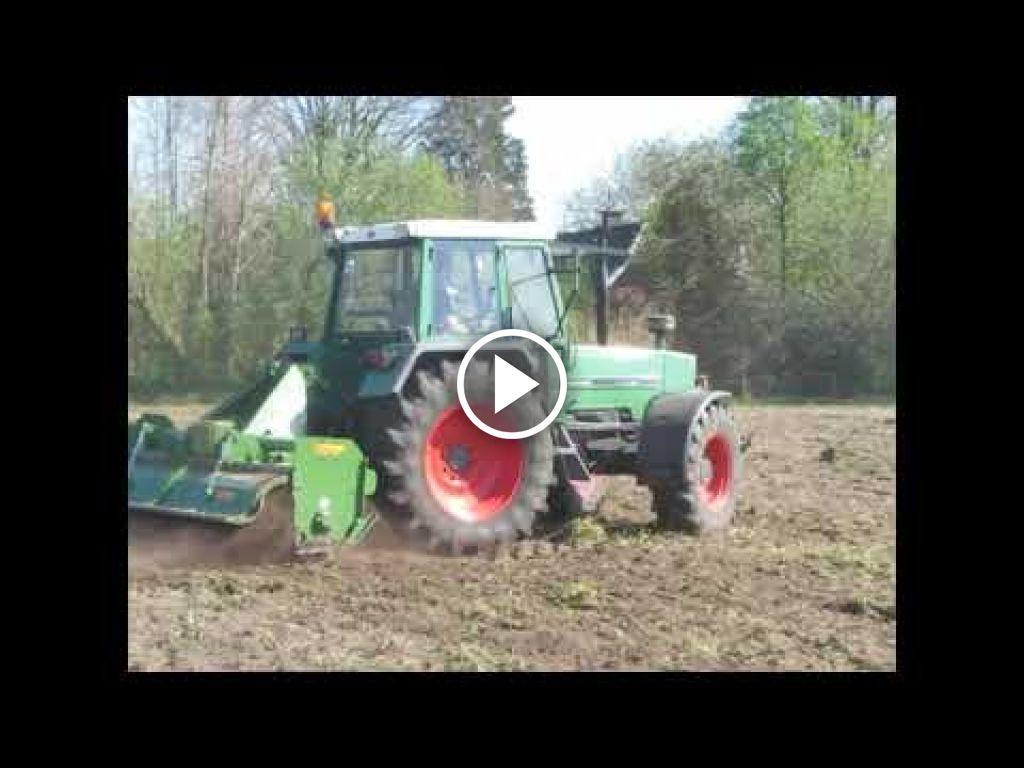 Video Fendt 309