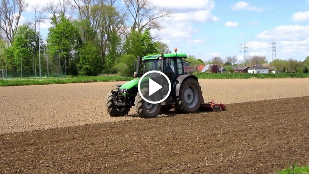 Video Deutz-Fahr Agroplus 100