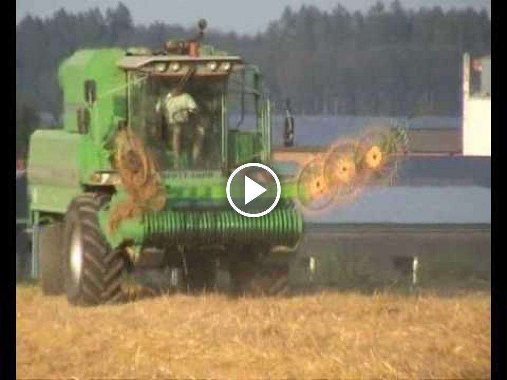 Video Deutz-Fahr Powerpress 120 H