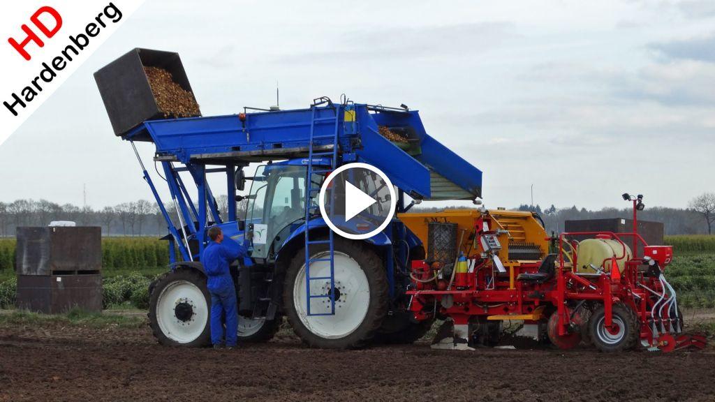 Video New Holland T 6000 Gen2