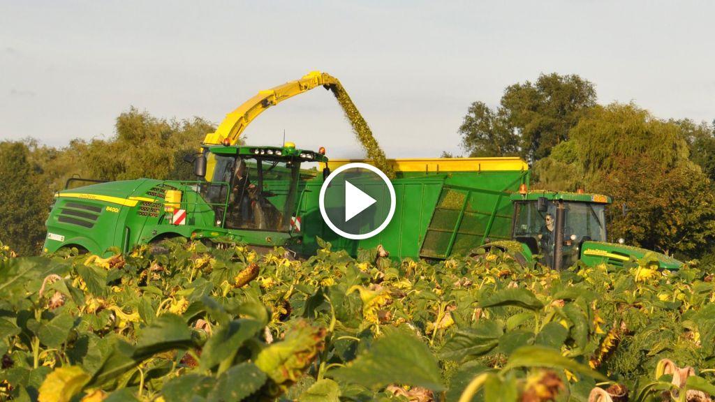 Wideo John Deere 8400i