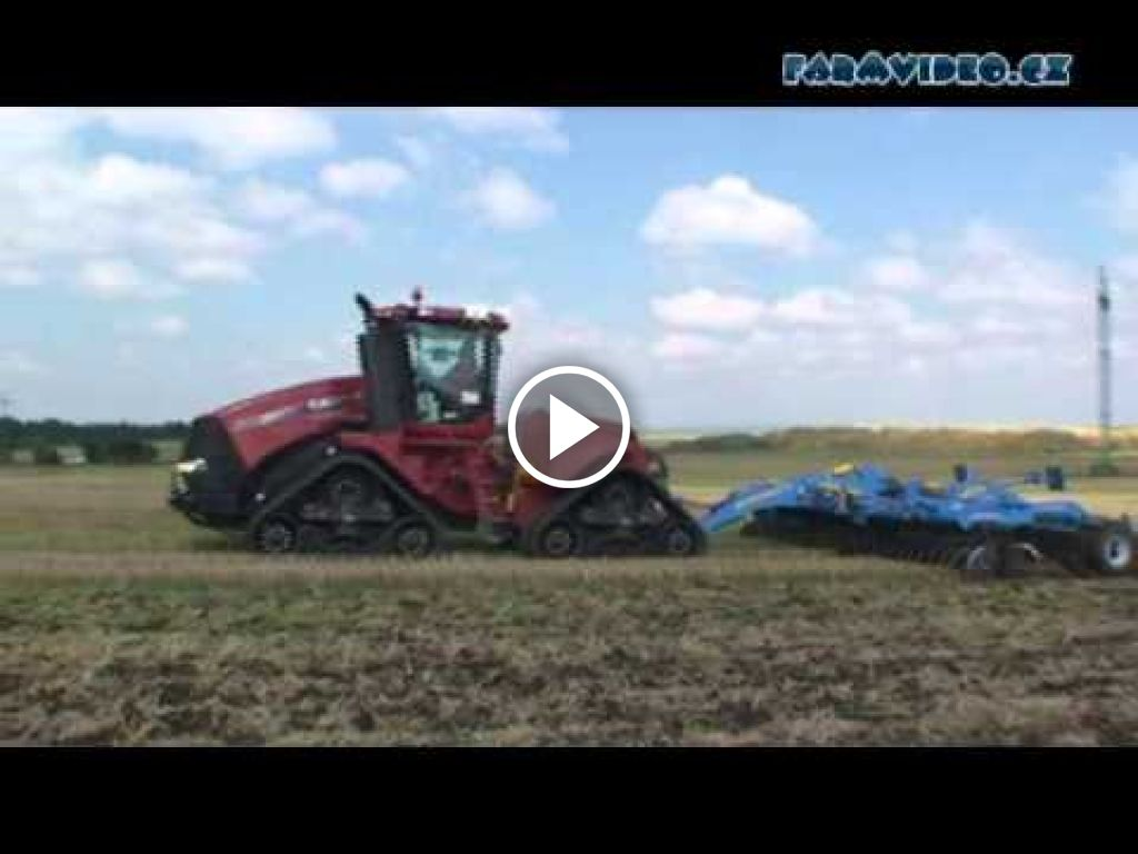 Video Case IH Quadtrac 600