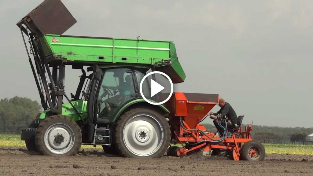 Video Deutz-Fahr Agrotron 100