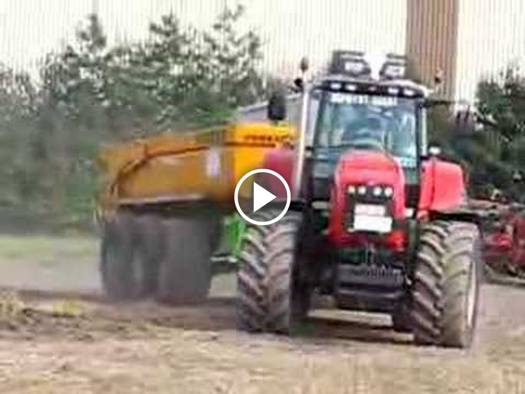 Vidéo Massey Ferguson 8480