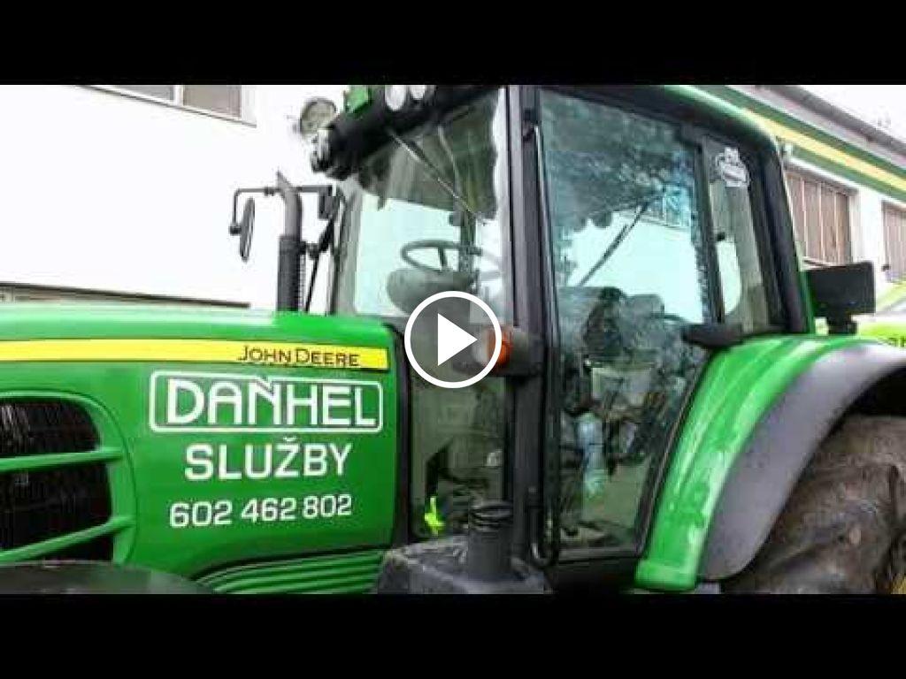 Wideo John Deere 900 HC