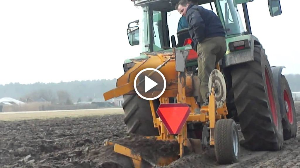 Video Fendt 380 GTA Turbo