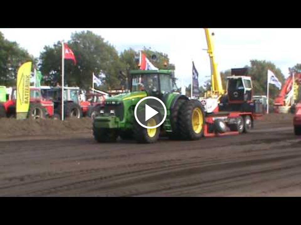 Wideo John Deere 8120