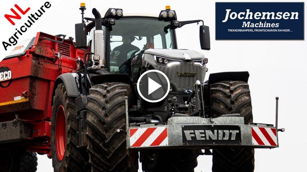 Video Fendt 942
