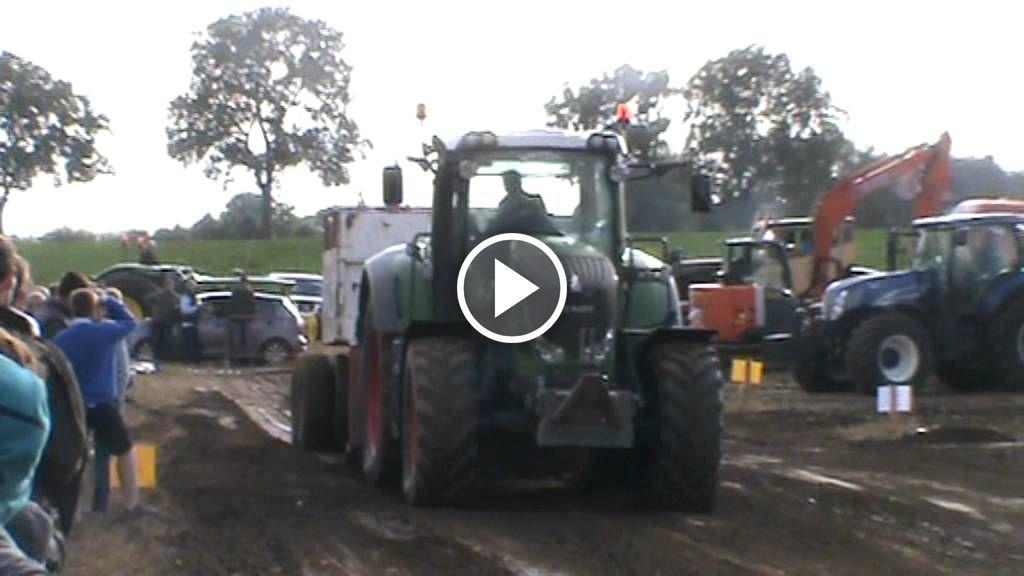 Wideo Fendt 819 Vario