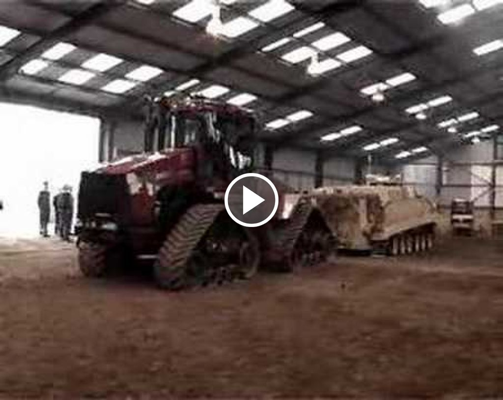 Video Case IH Quadtrac 485