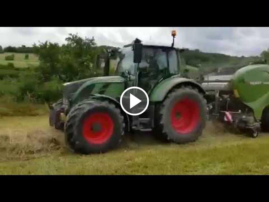 Video Fendt 516