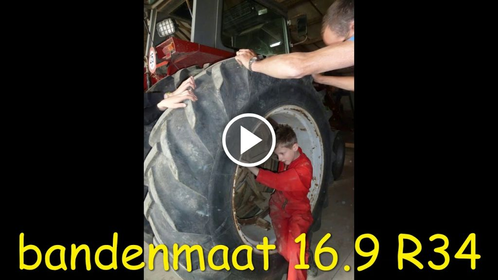 Video Massey Ferguson 575