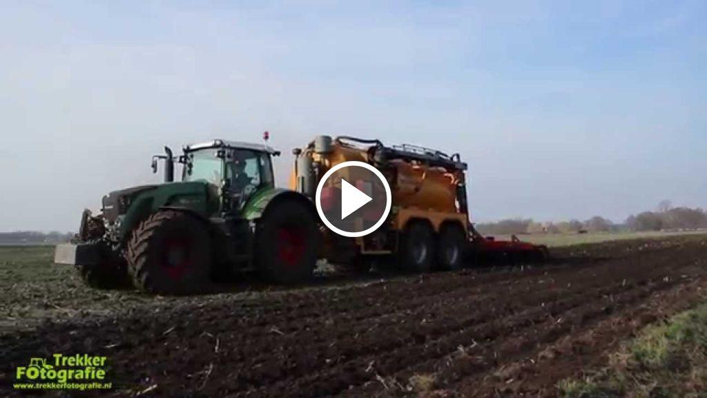 Wideo Fendt 936