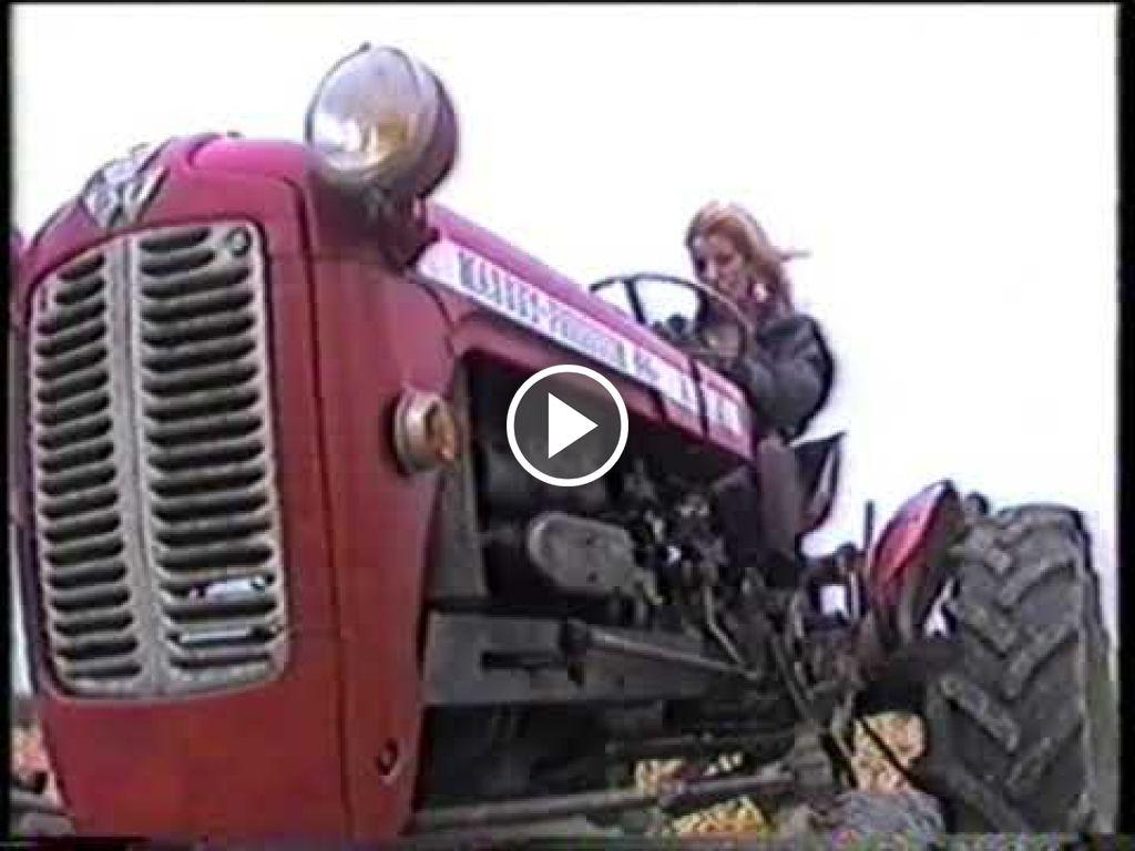 Vidéo Massey Ferguson Lady
