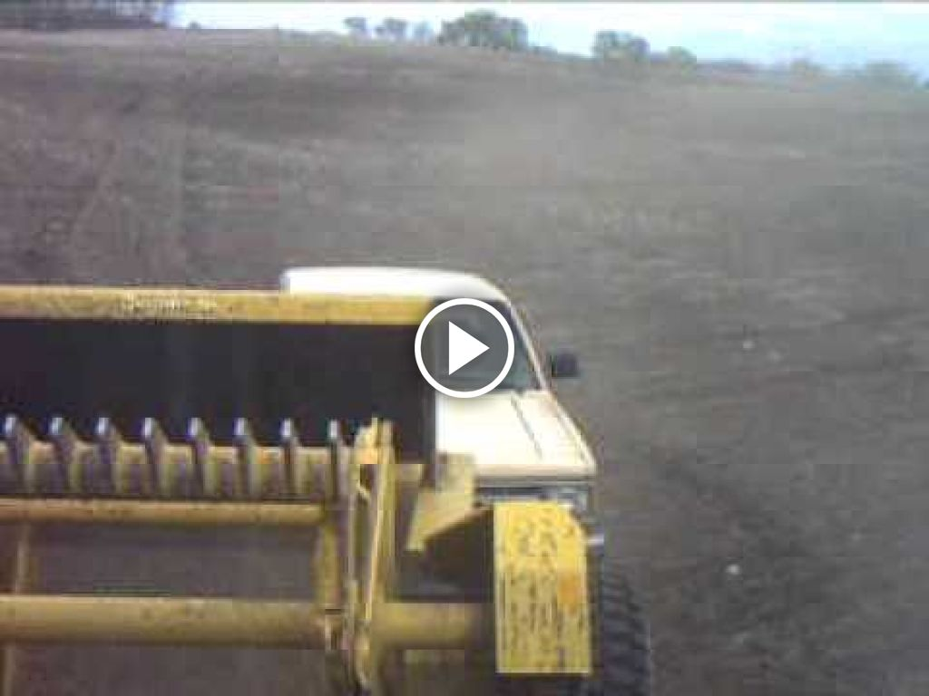 Video New Holland T 6070