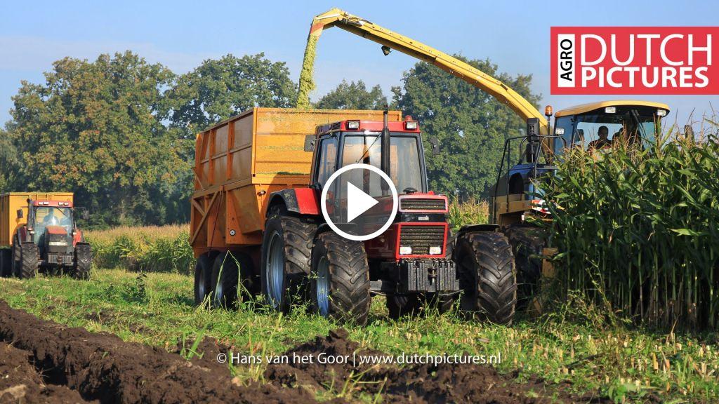 Video New Holland FX 450