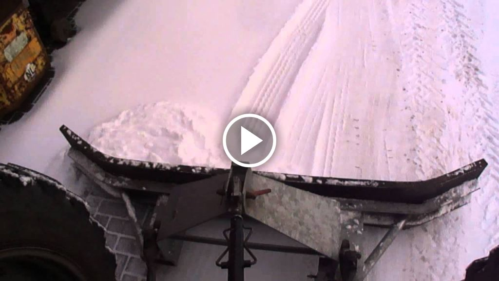 Vidéo Massey Ferguson 5445