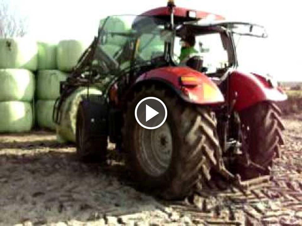 Video Case IH Maxxum 125X