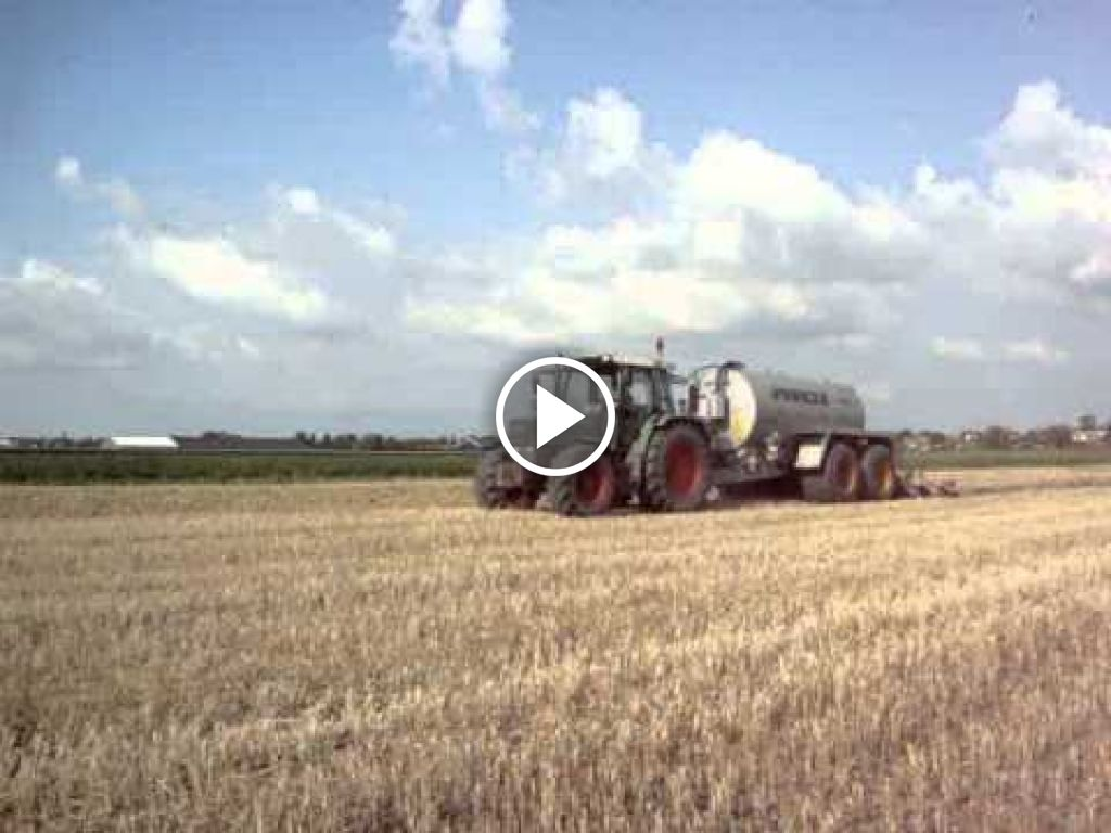 Video Fendt 510 C