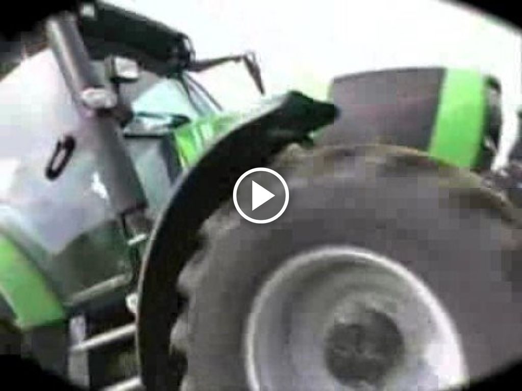 Video Deutz-Fahr Agrotron K