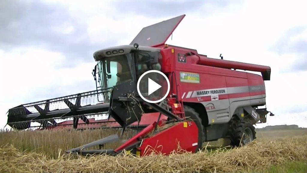 Vidéo Massey Ferguson 7270AL4