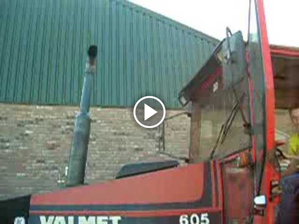 Video Valmet 605
