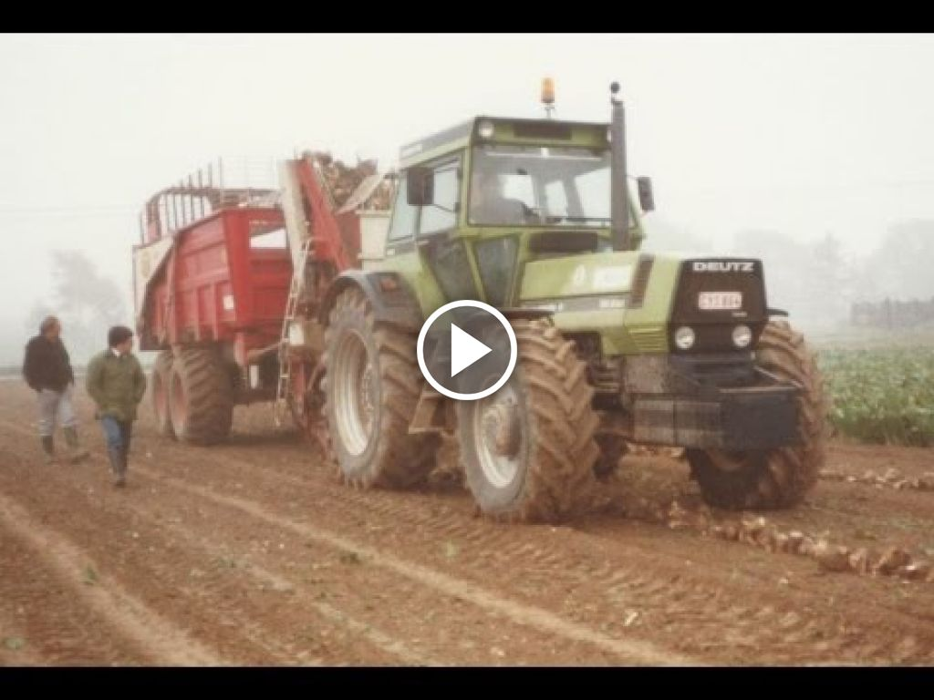 Wideo Deutz-Fahr DX 230