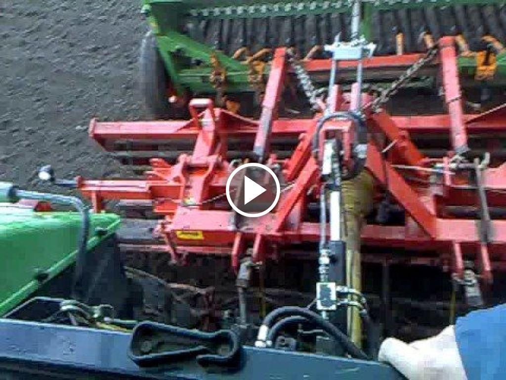 Video Deutz-Fahr AgroXtra