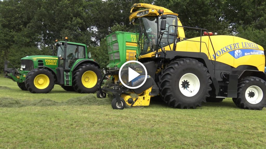 Video New Holland FR 9050
