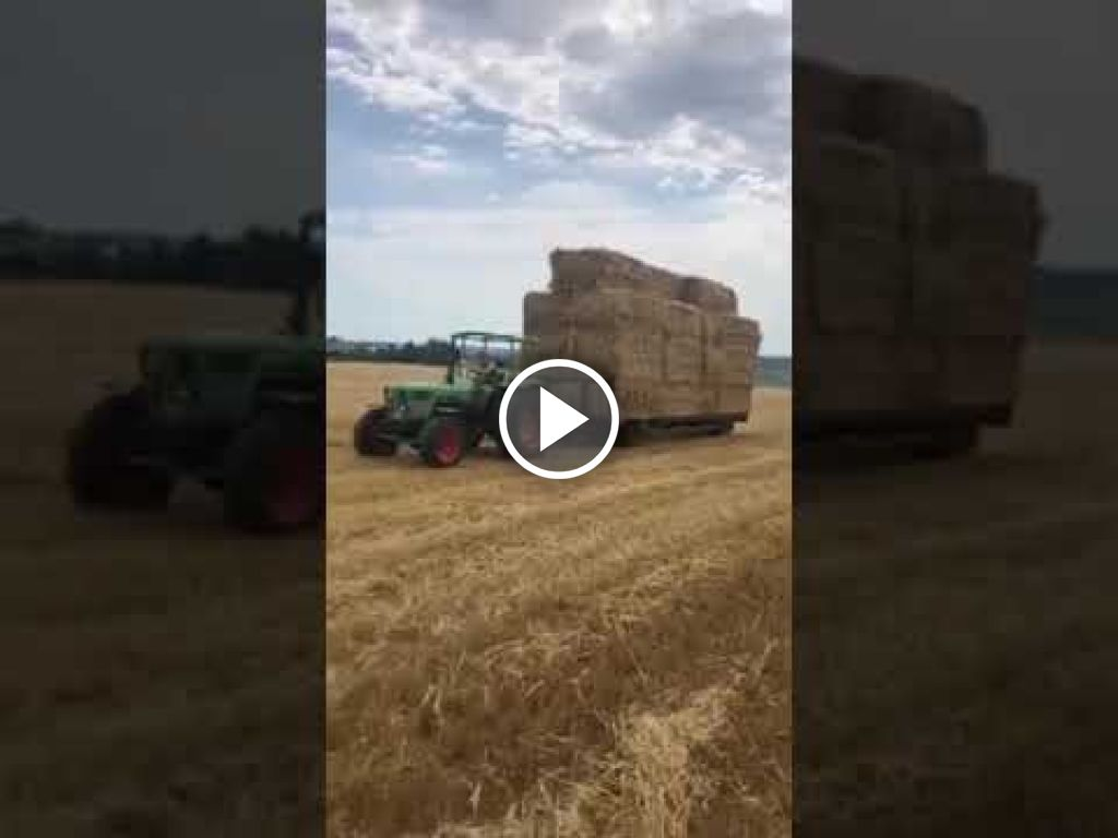 Video Deutz-Fahr D 6206