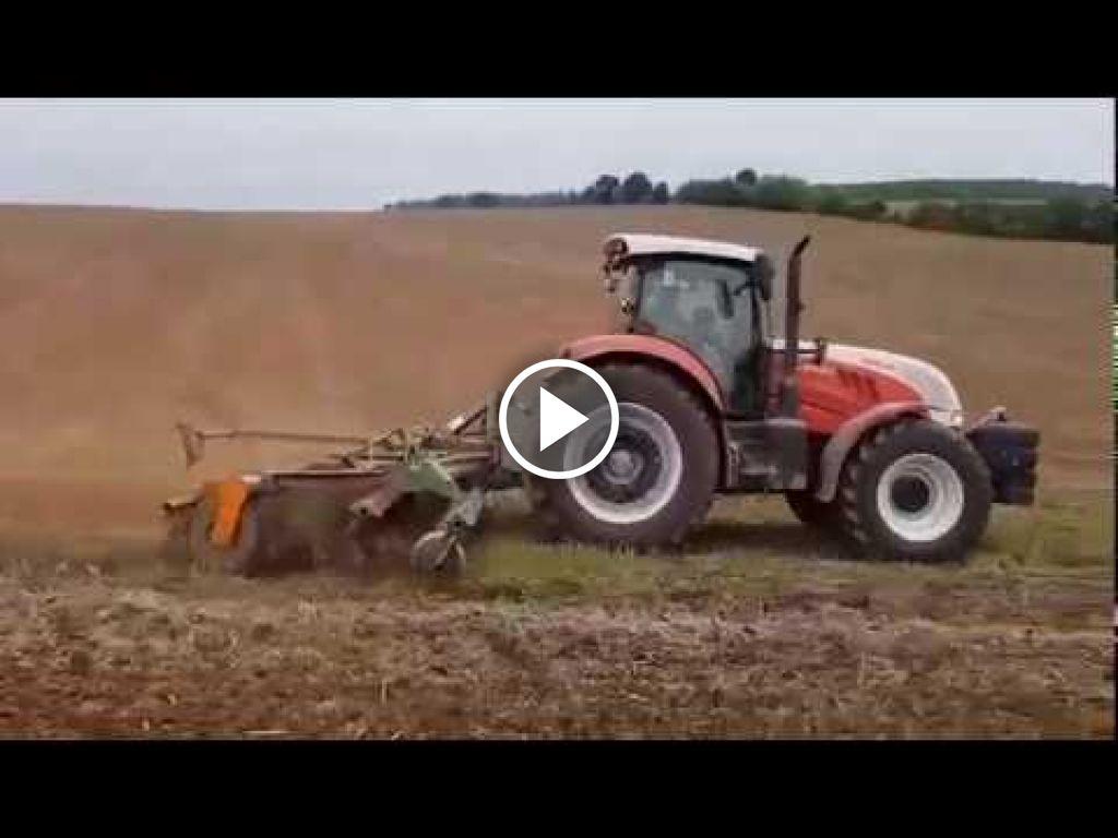 Videó Steyr CVT 6240