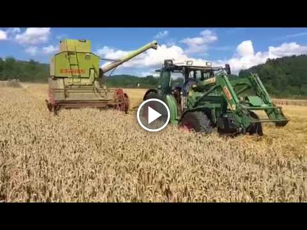 Video Claas Garant