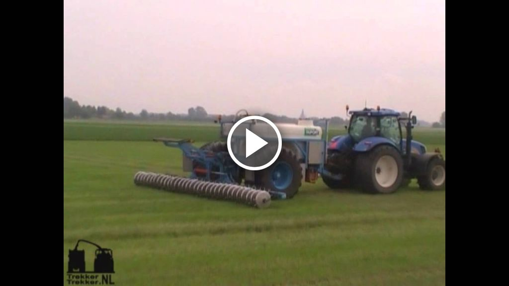 Video New Holland T 7.210