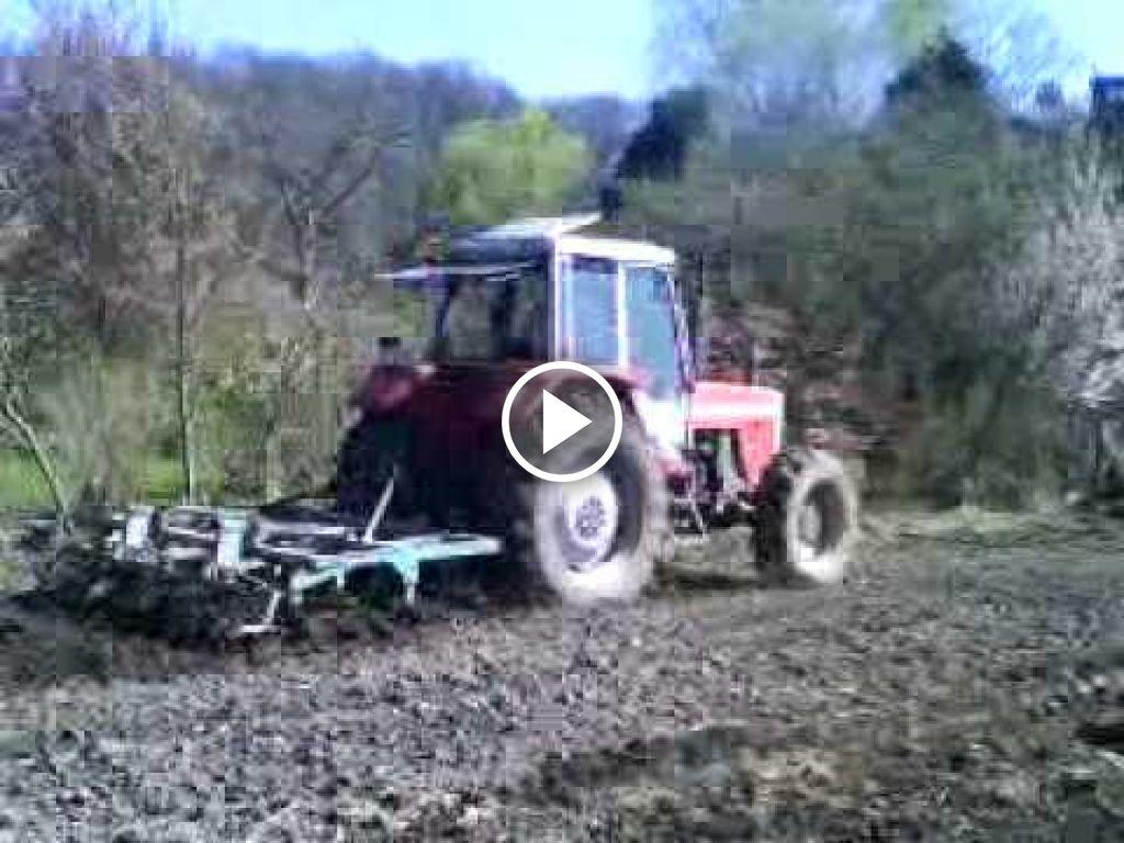 Vidéo Massey Ferguson 699