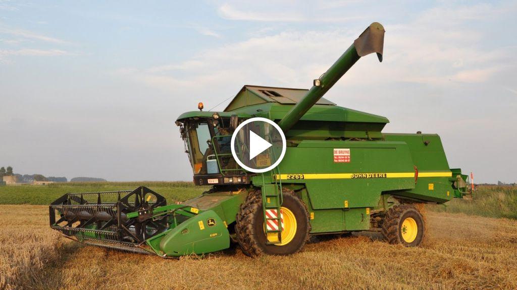 Video John Deere 2264