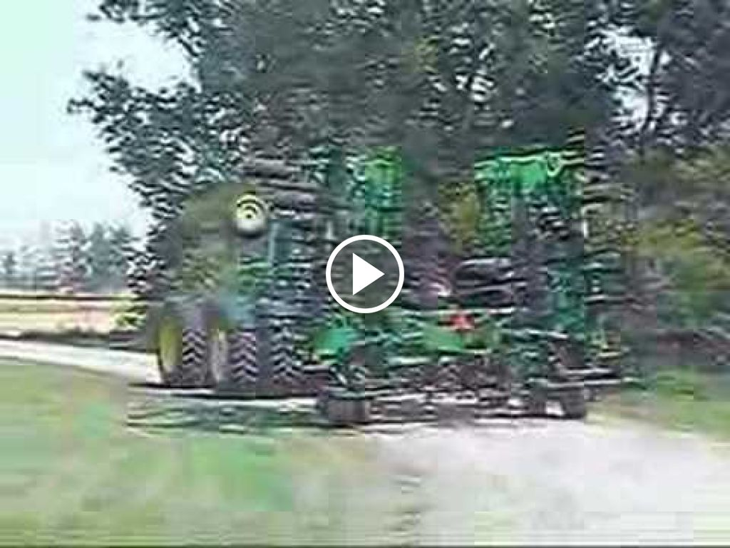 Video John Deere 9400