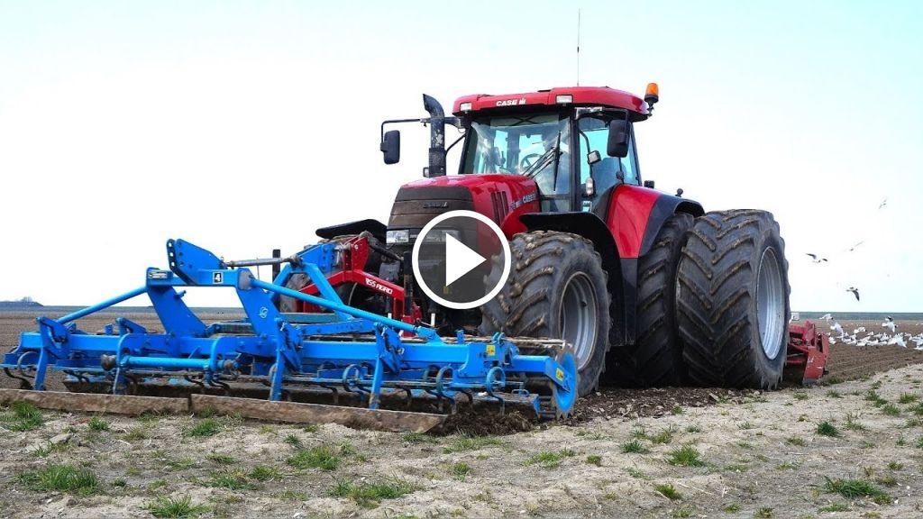 Wideo Case IH CVX 175