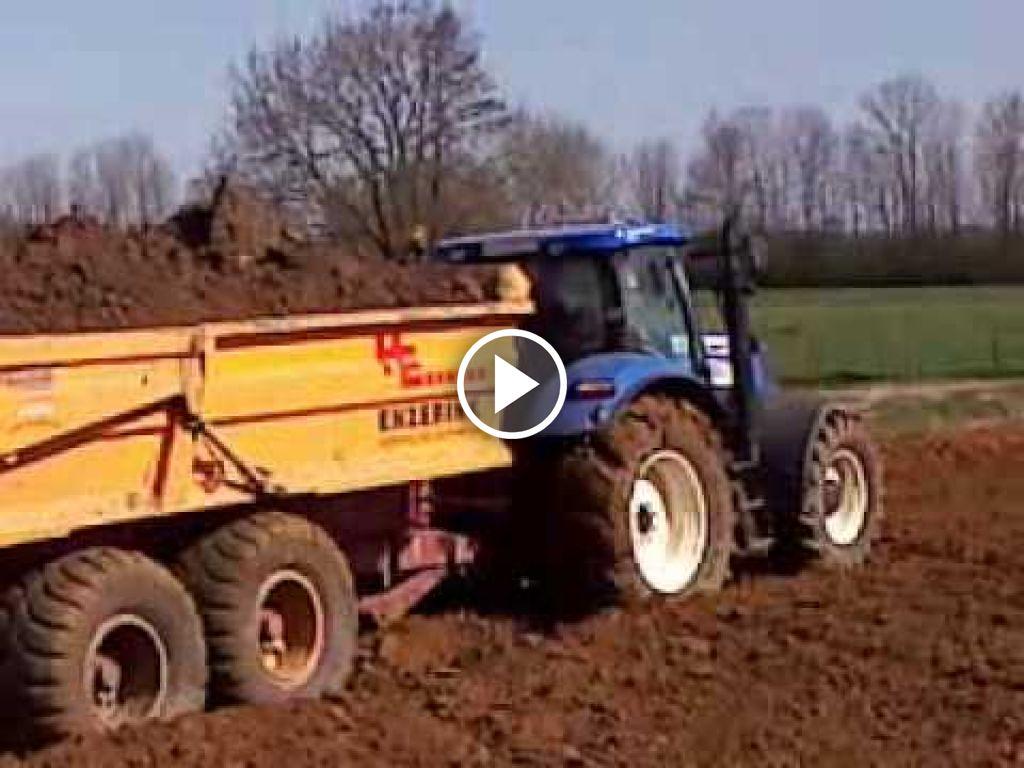 Video New Holland T 6070 Gen2