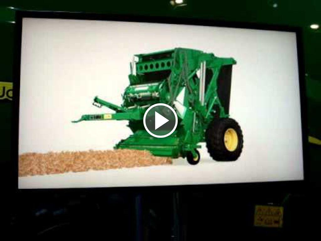Wideo John Deere Diversen