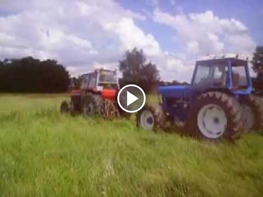 Vidéo Massey Ferguson 1114