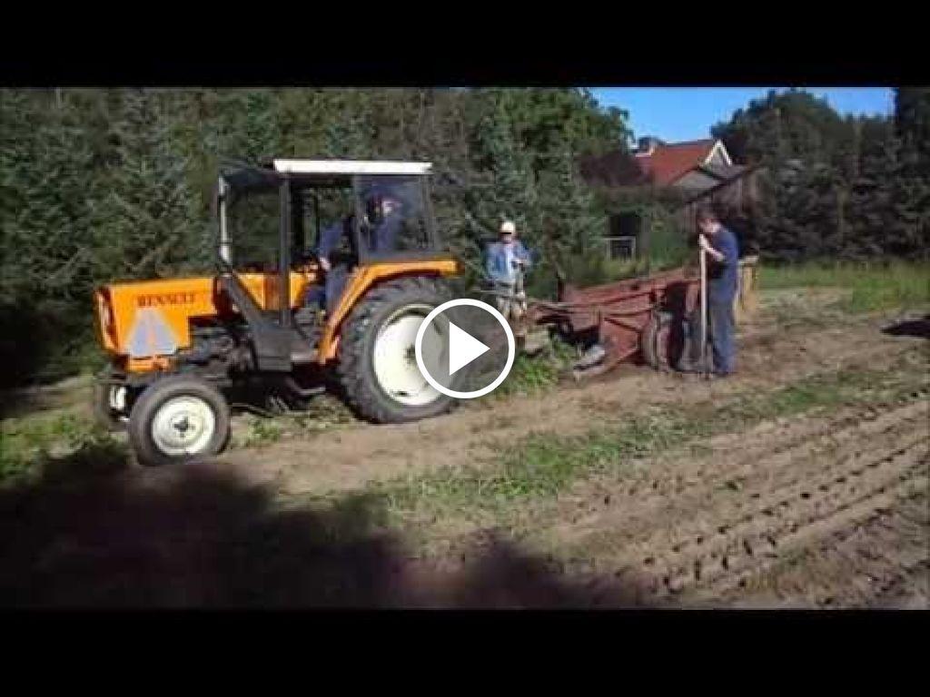 Vidéo Renault 421M