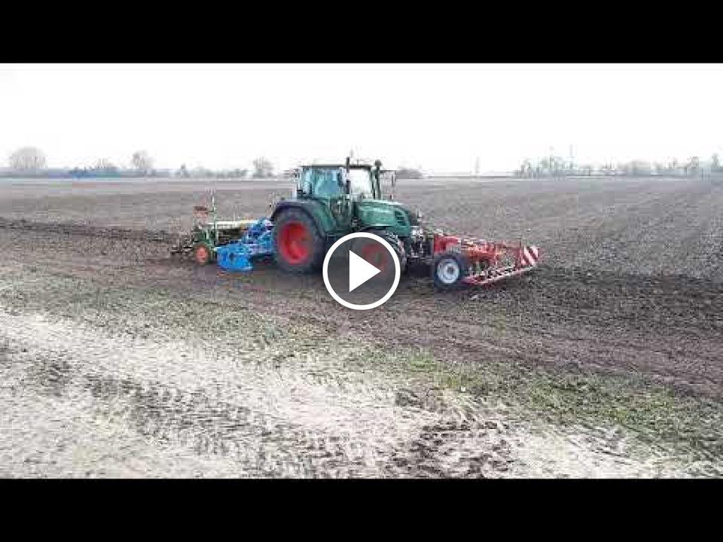 Video Fendt 312 Vario