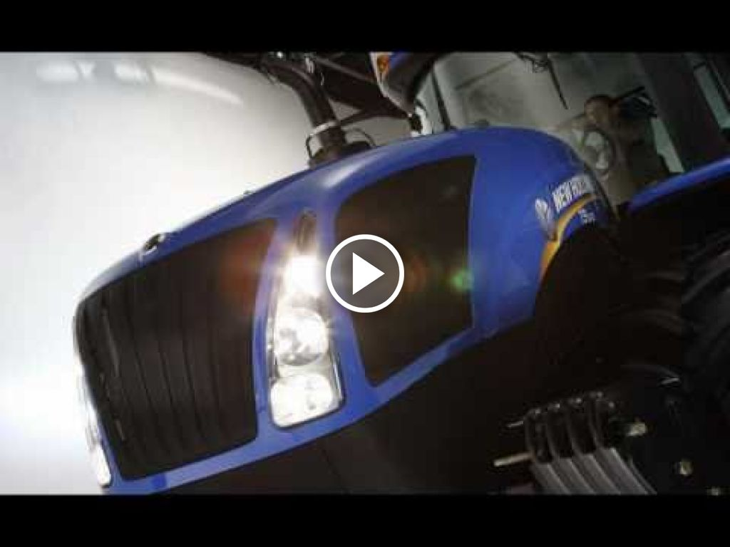 Video New Holland T 9.505