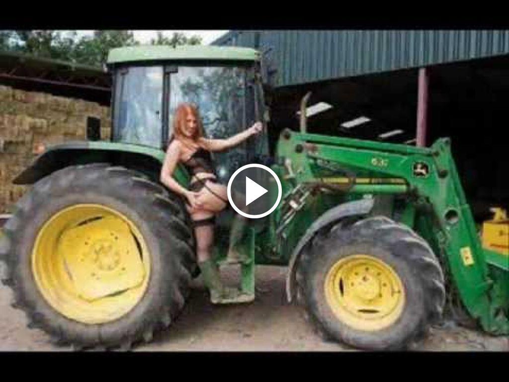 Трахтор видео порно