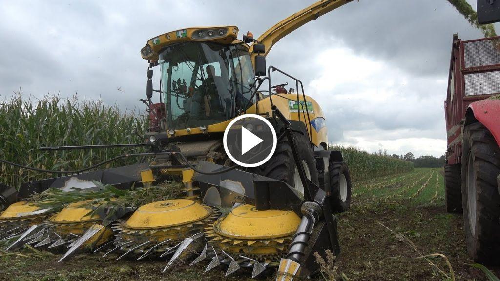 Video New Holland FR 9080