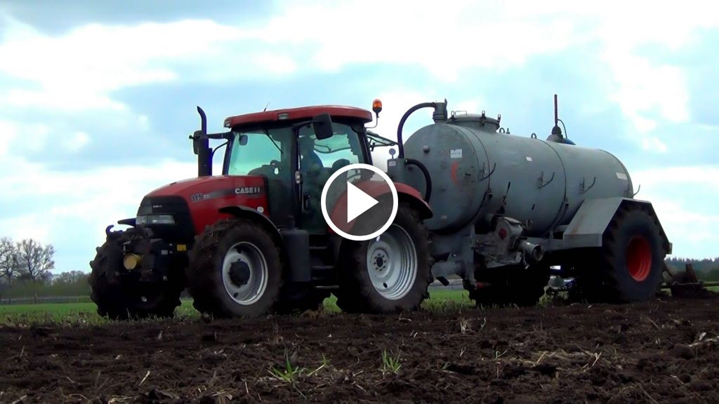 Video Case IH Maxxum 115X