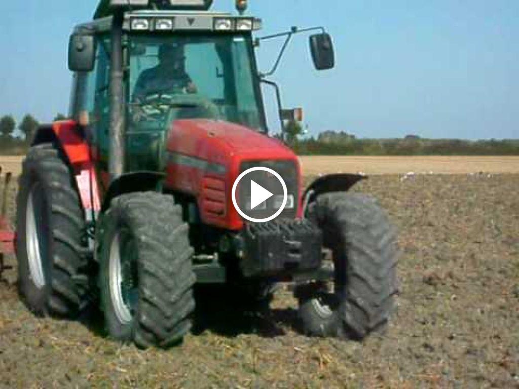 Vidéo Massey Ferguson 6260